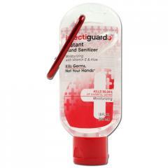 Infectiguard Clip On Hand Sanitizer 1.8oz