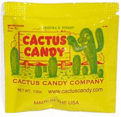 Cactus Candy Singles