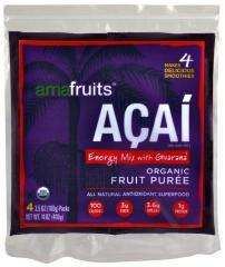 Açaí with Guarana Energy Mix
