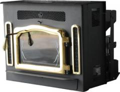 Country Flame Crossfire Stove