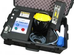 Total-Cure UV Power-Shot 2400 Handheld Curing