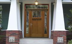 Fiberglass Entry Door Systems