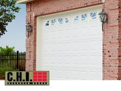 C.H.I. Overhead Steel Models Garage Doors