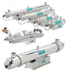 Sanitron S17A, 3 gpm, Ultraviolet Water Purifier