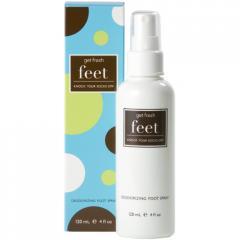 Knock Your Socks Off - Deodorizing Foot Spray