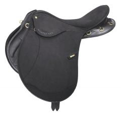 Wintec Pro Endurance Cair Saddle - Black - 17.5