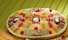 Citrus Delicacy Deluxe Tray