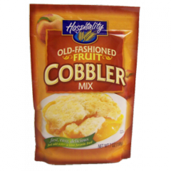 Hospitality Old Fashioned Fruit Cobbler Mix