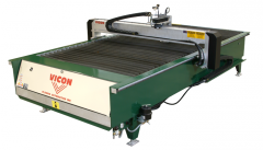 Vicon Model HVAC 510 Plasma Cutting Table