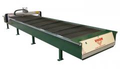 Vicon Model HVAC 520 Double Table Sheet Metal