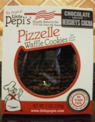 6 each of 7 oz Chocolate Pizzelles