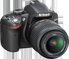 Nikon - D3200 24.2-Megapixel Digital SLR Camera