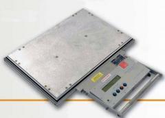 GEC LPA 400 Low Profile Platform Aircraft Scales