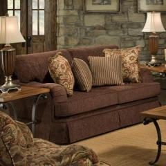 United Furniture Industries 7556 Loveseat