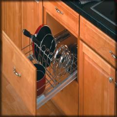 5389-21CR Cookware Organizer