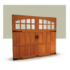 Semi–Custom Series Garage Door