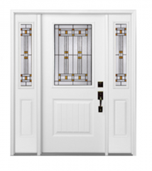 High Definition Steel Door