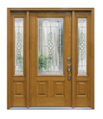Arbor Grove Entry Door