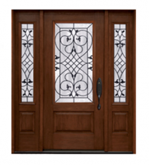 Rustic Collection Entry Door