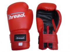 Ts-19 Boxing Training Gloves,16 Oz Best Quality Thread(R)Brand