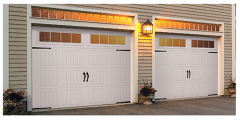 Model 9100 & 9600 Wayne Dalton Steel Garage Door