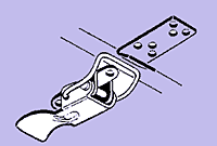 Tension-Lever Locking Action