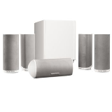 Harman Kardon White 5.1 Channel Home Theater System