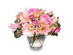 Delicate Affection Bouquet