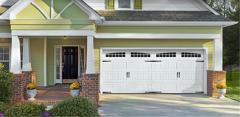 Oak Summit Garage Door