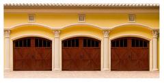 7400 Series Wayne Dalton Wood Garage Door