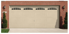 Model 8000, 8100 & 8200 Wayne Dalton Steel Garage Door