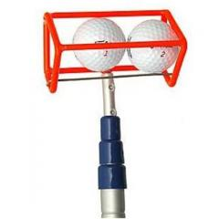 Search And Rescue 15 Foot Orange Two-Ball