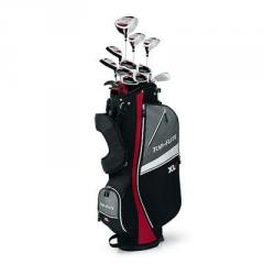 Top Flite XL+ Complete Golf Set (Right Hand,