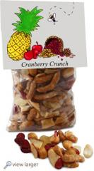 Cranberry Crunch Snack Mix
