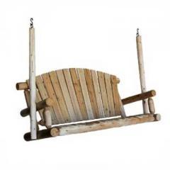 5' Cedar Log Swing