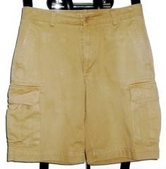 Banana Republic Khaki Cargo Shorts