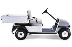 Carryall® 1 Electric IQ Cargo Cart