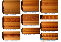 Trim and Decorative Mouldings