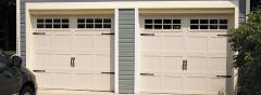 5250/51, 5950/51 25-Gauge All-Steel Carriage House Door
