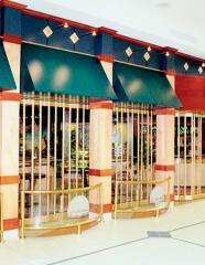 Series 9200 EASY Grilles & Closures