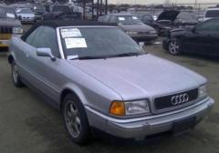 1997 AUDI CABRIOLET CONVERTIBLE 2 Door