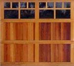 Model A garage doors