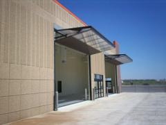 SST II Hydraulic Bifold Door