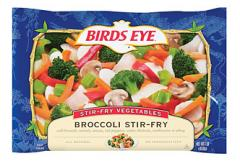 Frozen Vegetables, Broccoli Stir-Fry