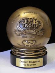 Resin Cast Award