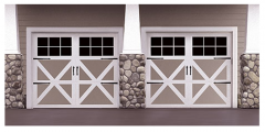 Model 9700 Wayne Dalton Carriage House Garage Door