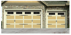 Model 9400 Wayne Dalton Carriage House Garage Door