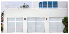 Model 8800 Wayne Dalton Aluminum Garage Door