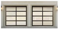 Model 8850 Wayne Dalton Aluminum Garage Door