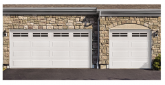 Model 8300 & 8500 Steel Garage Door